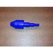 Botten ventil blå nya