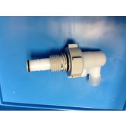 3/4 BSP Coupler viton/Hastelloy