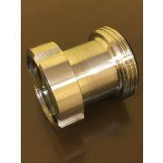 Rostfri IBC-Adapter S60x6 – SMS 38